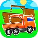 Truck Puzzles for Toddlers icon