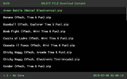 RetroArch - screenshot thumbnail