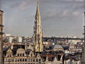 Photo: City of Brussels Town Hall
