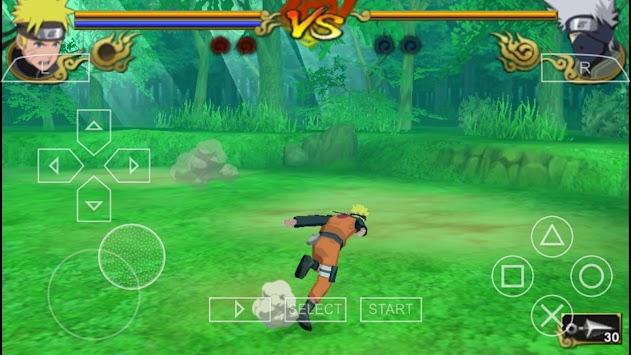 تحميل Naruto Ultimate Ninja Shippuden Storm 4 Impact by NaffMedia Solution  أية بي كيه أحدث إصدار game لأجهزة Android