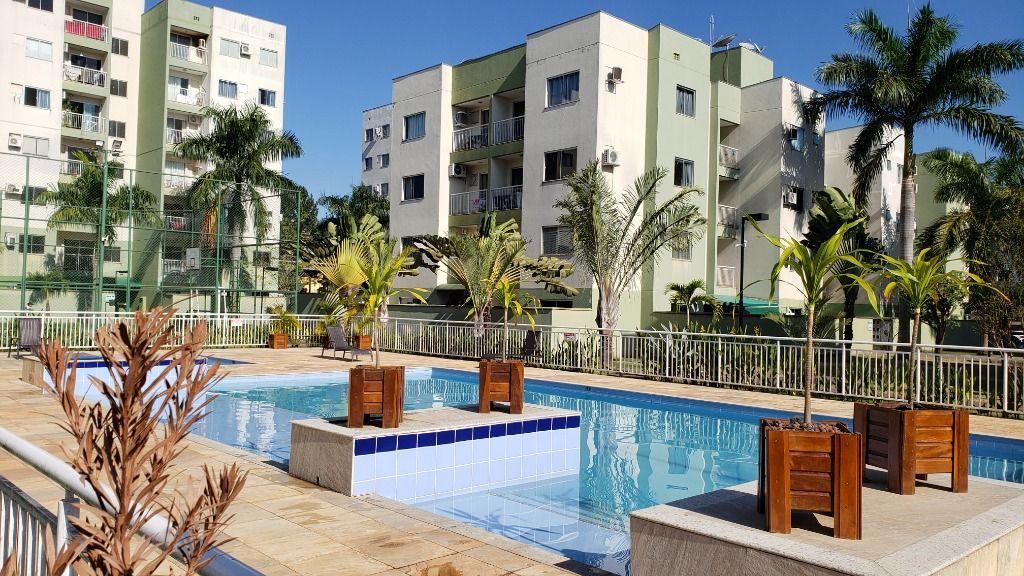 Apartamento com 2 dormitórios para alugar, 52 m² por R$ 1.200,00/mês - Nova Floresta - Porto Velho/RO