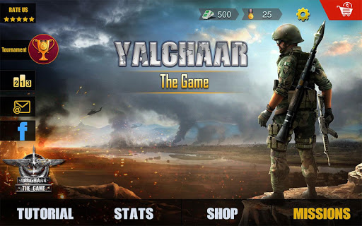Yalghaar: Action FPS Shooting Game  screenshots 6