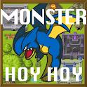 モンスター収集放置ゲーム モンスターホイホイ icon
