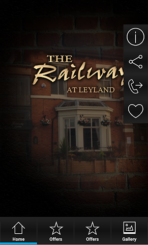 android The Railway at Leyland Screenshot 1