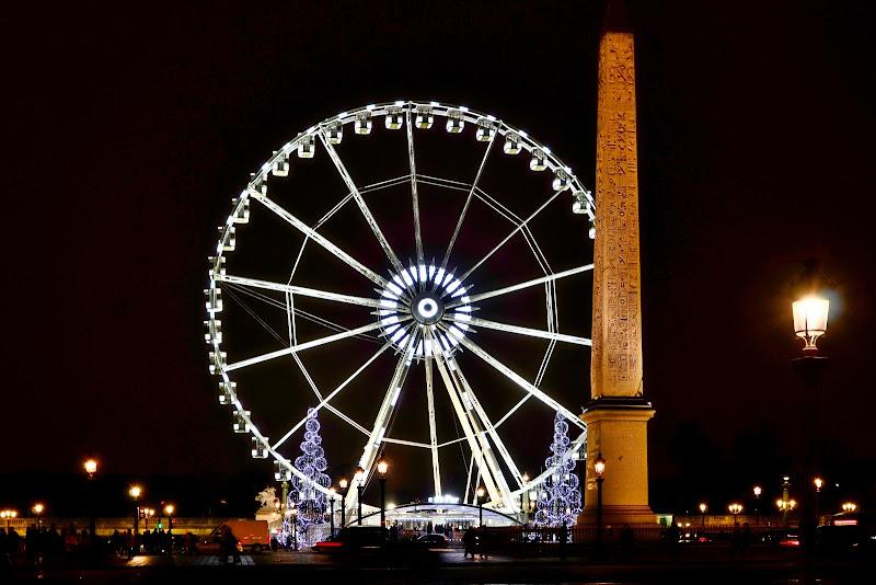 Parigi - Place de la Concorde di GVatterioni