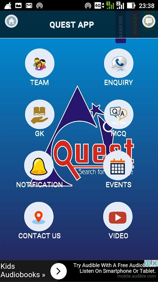QUEST BBSR- screenshot