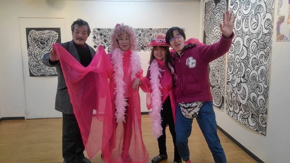 伊藤洋子展 朗読の夕べ