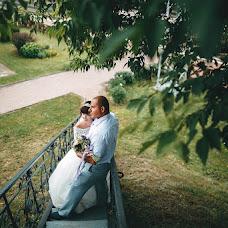 Wedding photographer Vikulya Yurchikova (vikkiyurchikova). Photo of 07.08.2017