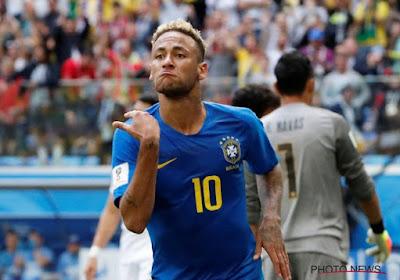 Neymar réagit aux critiques à son adresse