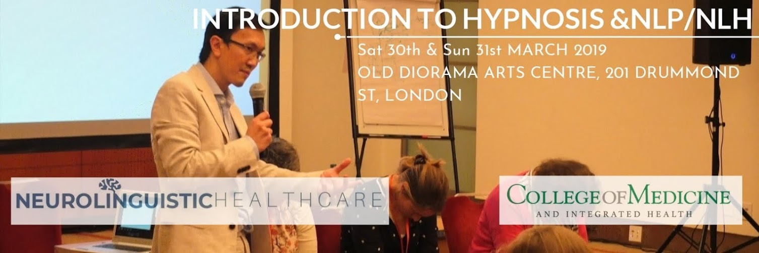 Introduction to Hypnosis & Neurolinguistic Healthcare