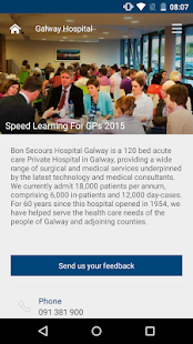Bon Secours Hospitals, Ireland- screenshot thumbnail