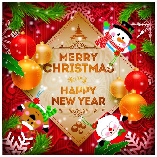 Google Weihnachtsbilder.Christmas Cards Maker Merry Christmas Apps Bei Google Play