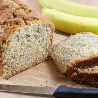 Rustic Banana Bread