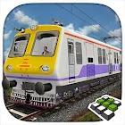 Simulateur de train local indien icon