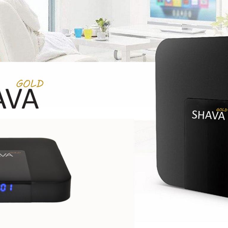 ShavaGOLD (IPTV BOX) - Electronics Company