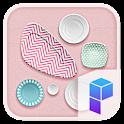 Sweet Maracon Launcher Theme icon