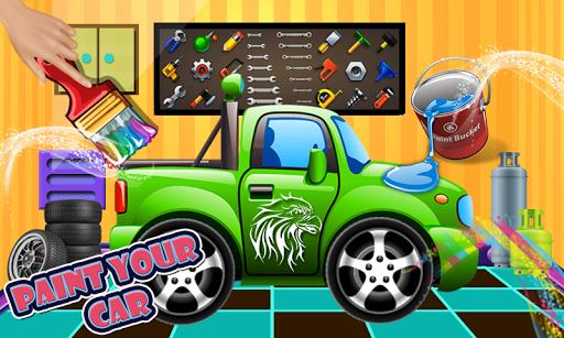 Multi Car Wash Service Station & Repair Shop 1.0 screenshots 3
