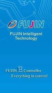 Fujin E controller - náhled