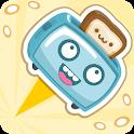 Toaster Dash - Fun Jumping Game icon