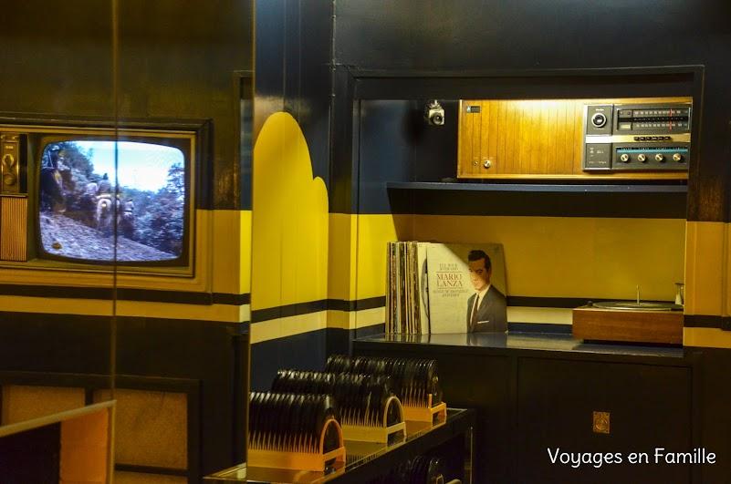 TV room Graceland