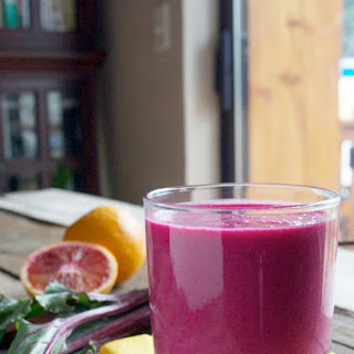 Beet Orange Smoothie