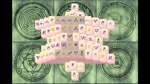 Mahjong Alchemy: A Solitaire Tile Matching Puzzle 1.0 screenshots 1