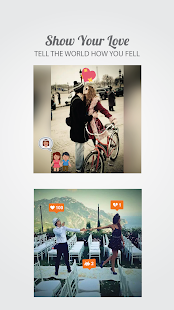 3 Square Emoji Sticker - Photo App screenshot