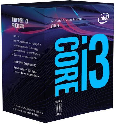 Description: Chip I3 8100