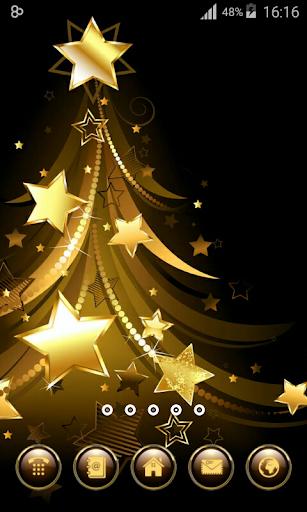 ゴールデンクリスマス - テーマ