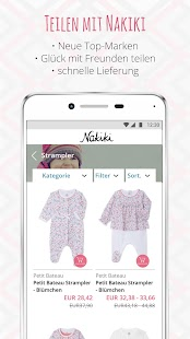 Nakiki - Baby & Kids Shop- screenshot thumbnail
