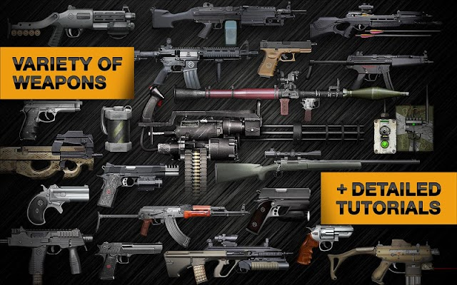 Weaphones: Firearms Simulator Screenshot Image