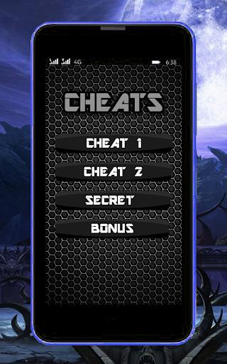 Cheat-codes for Mortal Kombat