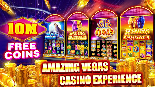 Vegas Party Slots--Double Fun Free Casino Machines 1.83 Mod screenshots 1