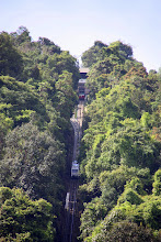 Photo: Year 2 Day 109 - Penang Hill Funicular Midway Station