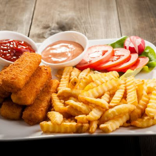 Long John Silver's Delicious Fish and Chips