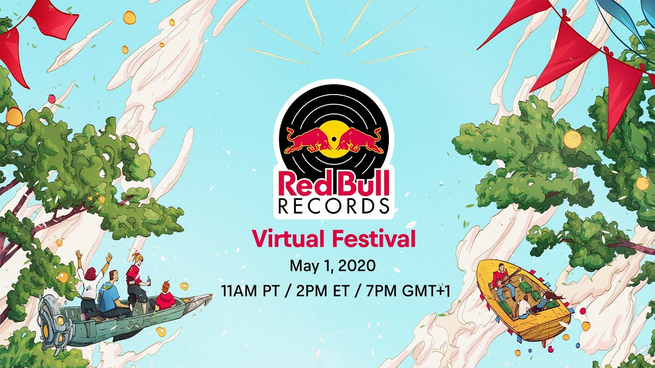 Red Bull Records Virtual Festival