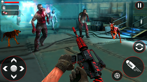 Zombie Shooter Apocalypse: Demolish Of Dead Army  screenshots EasyGameCheats.pro 5