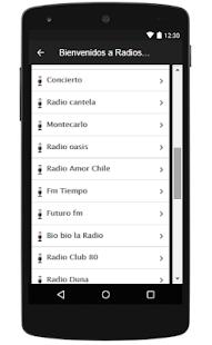 Todas las Radios de Chile. FM. Gratis - náhled