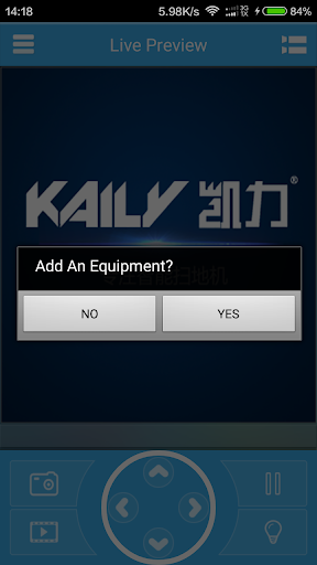 Kaily Robot Cleaner