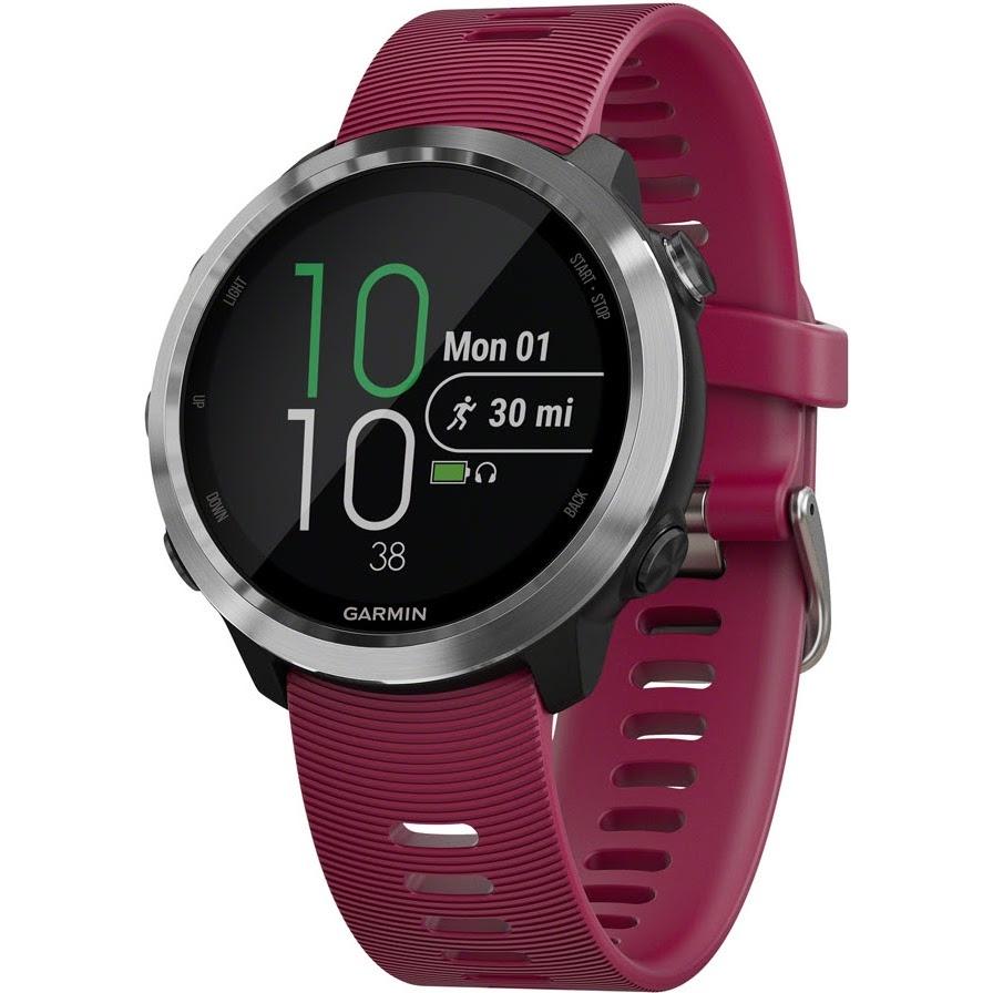 Garmin Forerunner 645 Music GPS Running Watch  Cerise