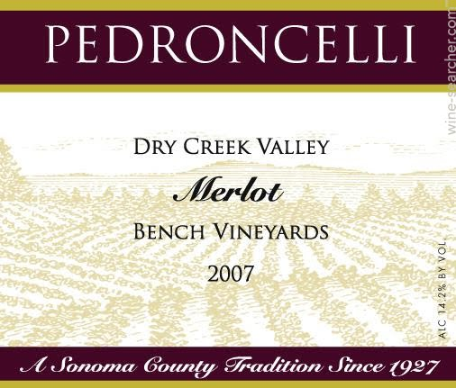 Logo for Perdoncelli - Merlot