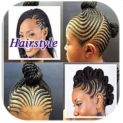 African women's hits hair style idea