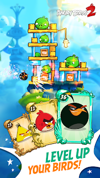 アングリーバード 2 (Angry Birds 2) APK screenshot thumbnail 1