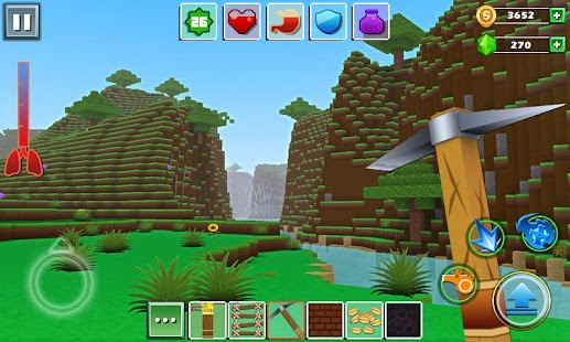 Minecraft Com The Game : Exploration lite craft android apps on google play