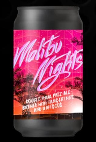 Logo of Champion Malibu Nights