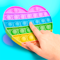 Pop It Antistress 3d - Fidget Relaxing Game icon