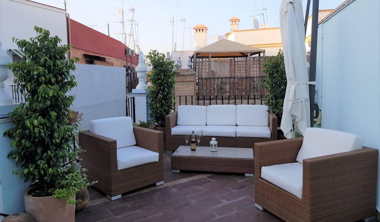 Maison avec terrasse Séville