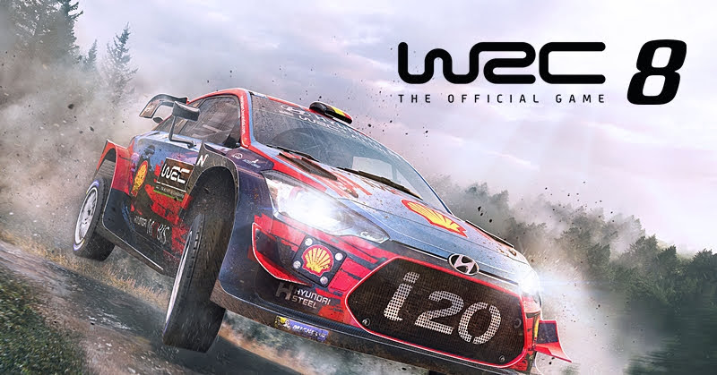 WRC 8 วางจำหน่ายแล้ว!