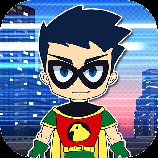 Teen Superhero Monster Matches