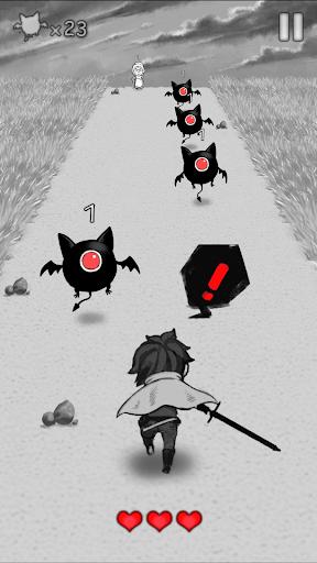 Brave Run-Don't hit the nanny screenshot 2